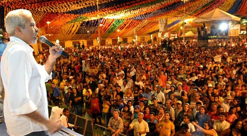 """Edvaldo Nogueira: """"O Forró Caju é tradição, alegria e paz"""""""