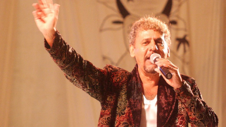 Começa apresentação do cantor Zé Duarte no palco Gerson Filho