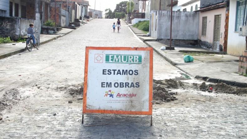 Moradores do Loteamento Cigano aprovam o resultado das obras executadas pela PMA