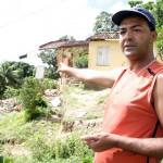 Moradores do Getimana são assistidos pela PMA  - Fotos: Wellington Barreto