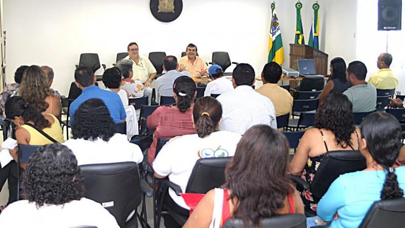 Delegados do Orçamento Participativo concluem seminário de qualificação promovido pela SEPP