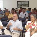Delegados do Orçamento Participativo concluem seminário de qualificação promovido pela SEPP - Fotos: Márcio Garcez