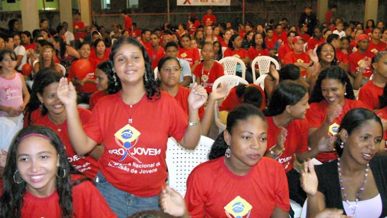 Alunos do Projovem apresentam Plano de Ação Comunitária