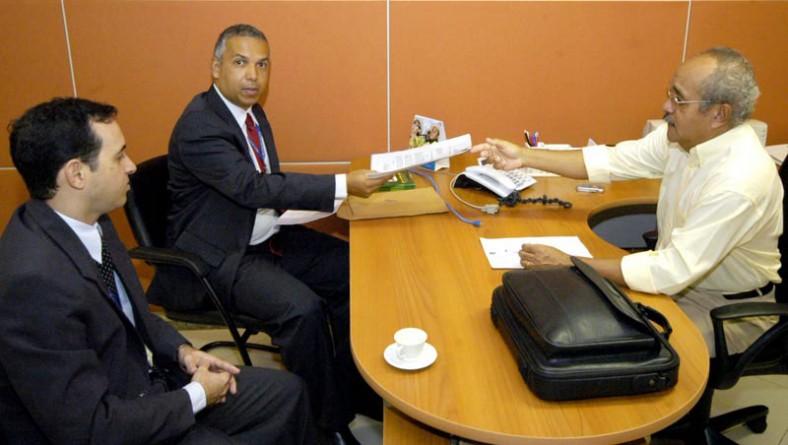 Chefe de gabinete do prefeito abre as portas da prefeitura para auditoria da CGU