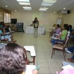 Semed é parceira do MEC em curso de Educação Inclusiva - Fotos: Walter Martins