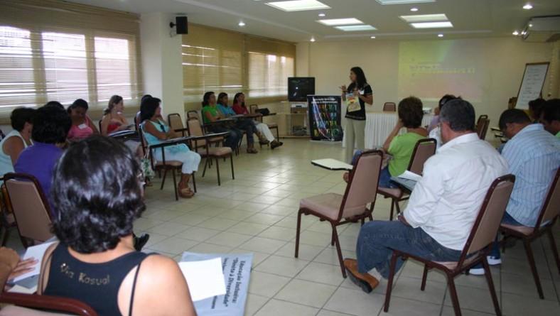 Semed é parceira do MEC em curso de Educação Inclusiva