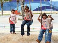 Semasc proporciona aulas de cidadania para crianças e adolescentes do Peti