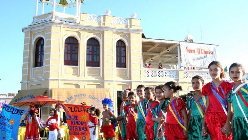 Cultura Popular é homenageada na II Mostra realizada pela Prefeitura de Aracaju