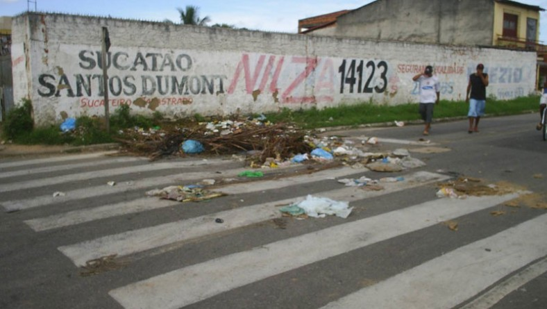 """Unidade José Machado de Sousa lança campanha """"Meu bairro sem lixo"""""""
