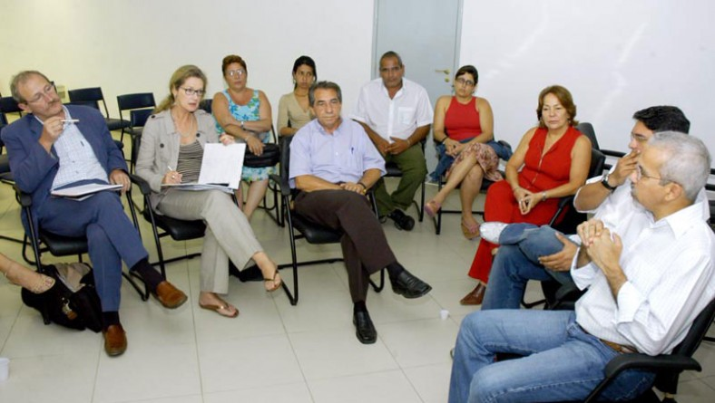 Prefeitura, governo francês e CEF avaliam 1º ano da parceria para revitalizar Centro de Aracaju