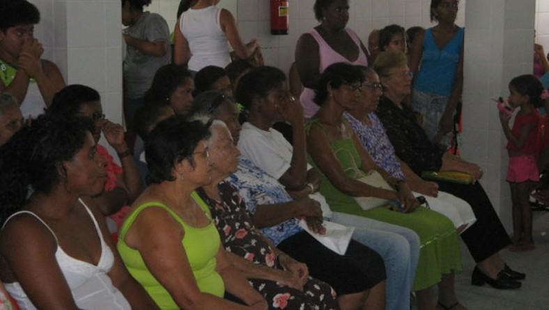 Unidades de Saúde do município comemoram o Dia Nacional do Idoso