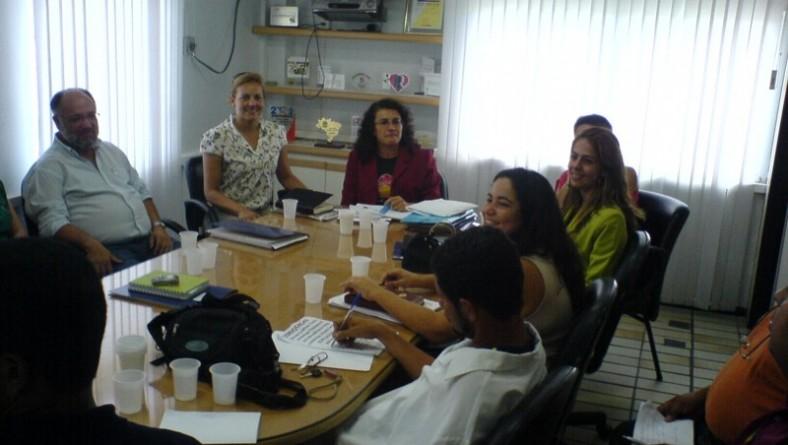 Segunda Reunião da Comissão de Avaliação do PCCV da Saúde