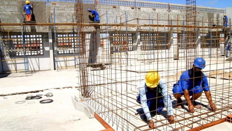 Escola Municipal da Coroa do Meio avança em novas etapas