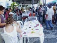 Feira de Artesanato da Semasc será encerrada hoje à tarde