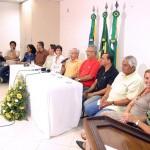 Prefeito anuncia novos secretários de Administração e Finanças e confirma seis nomes na administração - Fotos: Márcio Garcez