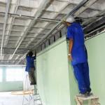 Nova subestação do HUSE será interligada à rede de energia em agosto - Foto: Isa Vanny
