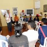 Saúde discute uso de plantas medicinais com integrantes do MST - Foto: Isa Vanny