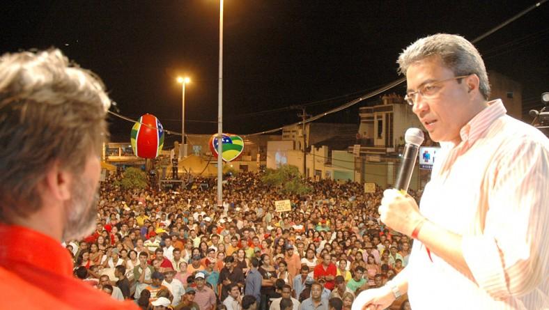 Governador prestigia Festa do Vaqueiro em Porto da Folha