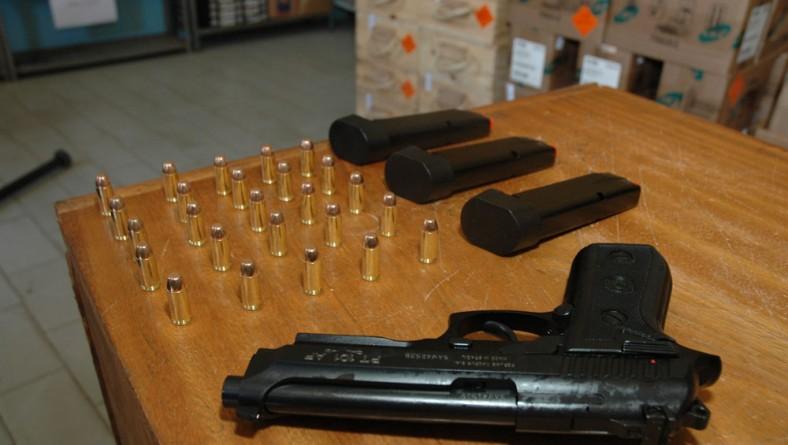 Polícia Militar substitui revólveres antigos por 500 pistolas