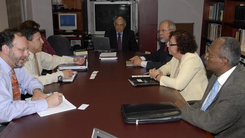 Governo e BID discutem investimentos para o semi-árido