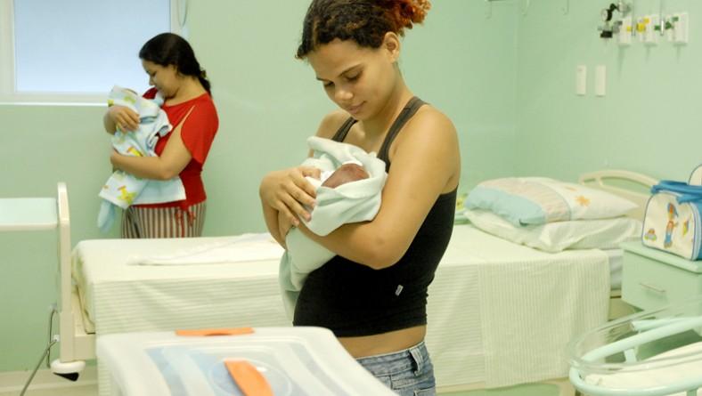 Saúde inicia serviços em diversas áreas da nova maternidade