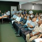 PM divulga plano de segurança para o PréCaju 2008 - Foto: Allan de Carvalho/SSP