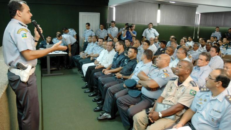 PM divulga plano de segurança para o Pré-Caju 2008