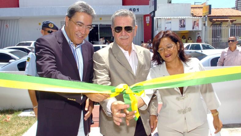 Marcelo Déda inaugura a nova sede do Procon