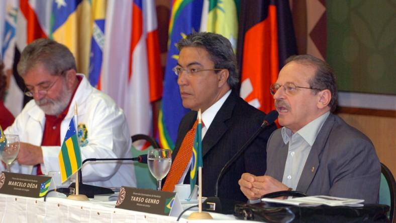 Ministro da Justiça discute paradigmas do Plano Nacional de Segurança