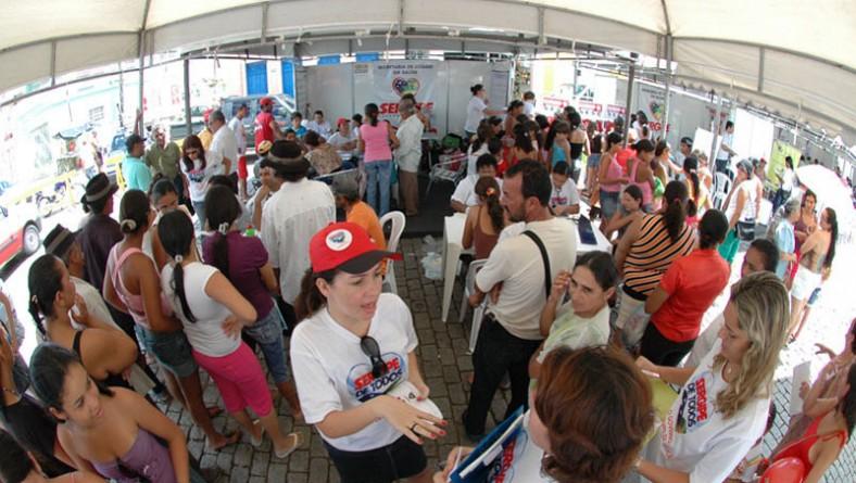 'Sergipe de Todos': Saúde levou informação e serviços ao sertão sergipano