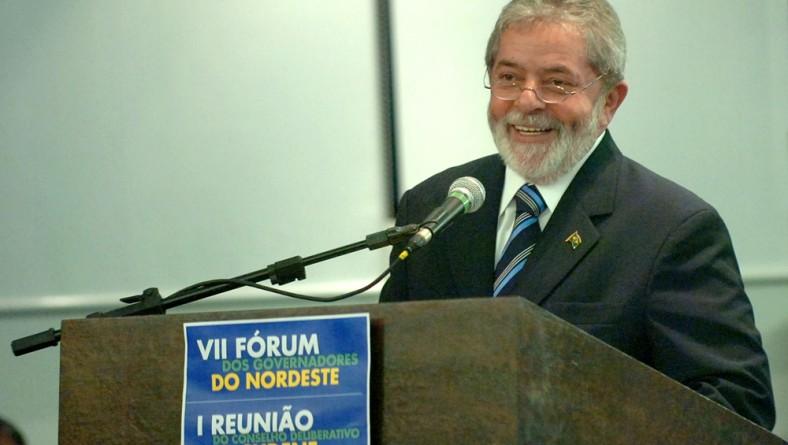 Lula e Déda participam de posse do Conselho Deliberativo da Sudene