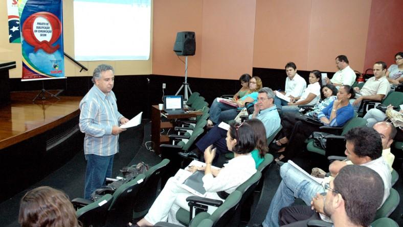 Proquali de Comunicação Interna debateu democratização da informação