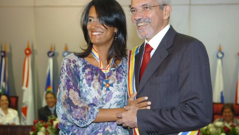Déda participa de entrega da Medalha de Ordem do Mérito Serigy