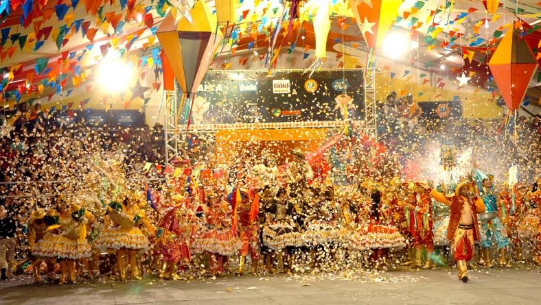 Final em Sergipe é a melhor do concurso de quadrilhas da Globo