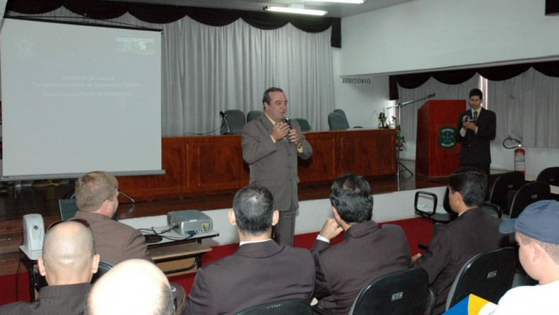 Curso de Operações de Inteligência em Segurança Pública capacita 24 policiais