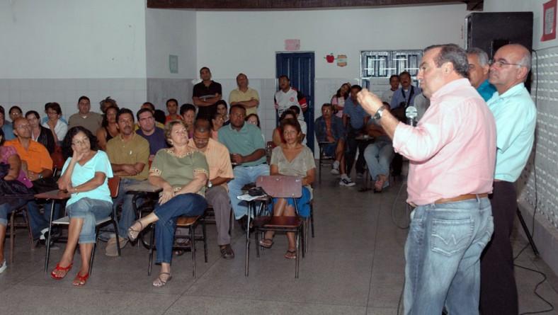 Governo retoma construção do complexo policial da Barra dos Coqueiros