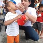 SE é o 2º estado do NE em cobertura vacinal contra rubéola e poliomielite - Fotos: Márcio Garcez / Saúde
