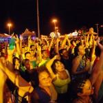 Carlinhos Brown encerra 1ª noite do Verão Sergipe na Praia da Caueira - Foto: Wellington Barreto / ASN