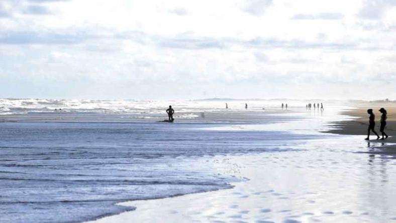 Balneário da Caueira é um dos principais atrativos do litoral Sul