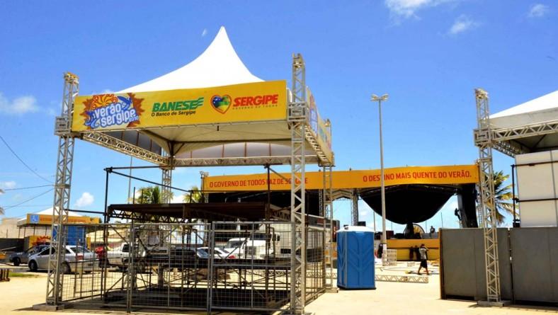 Praia da Caueira recebe a 3ª edição do Verão Sergipe 2010