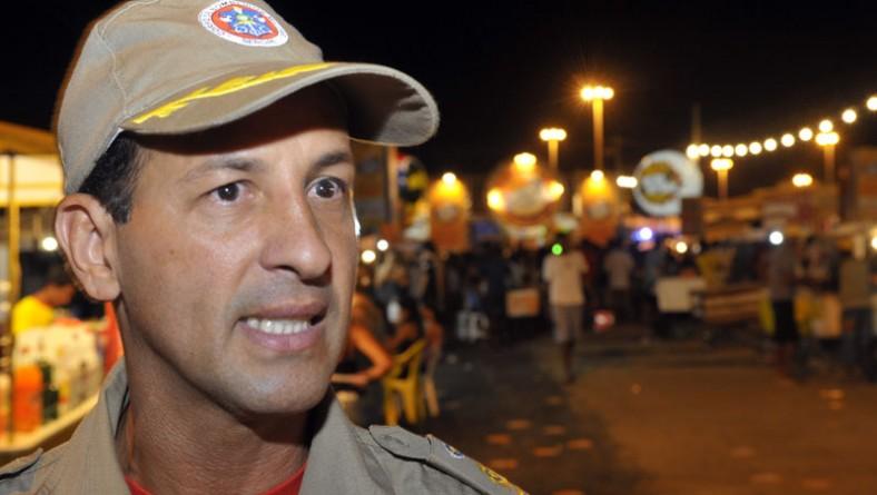 Bombeiros executam trabalho preventivo durante Verão Sergipe