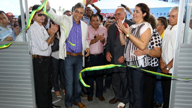 Estado inaugura duas novas Clínicas de Saúde em Lagarto