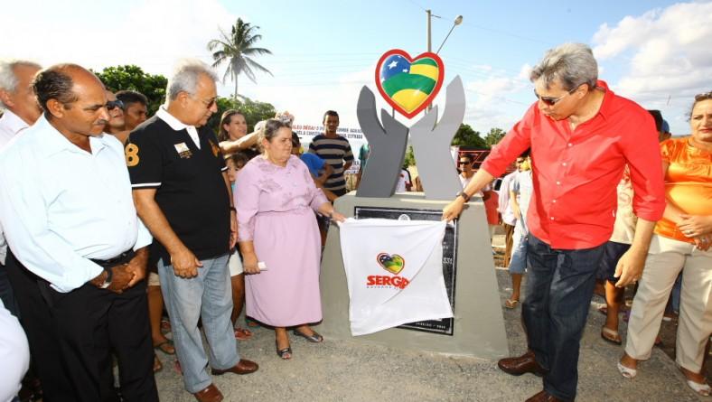 Governo investe meio milhão de reais na melhoria do acesso a Cumbe