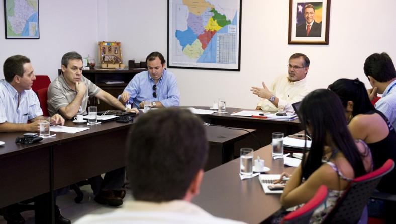 Presidentes de comissões do Fórum do Turismo fazem primeiro encontro do ano