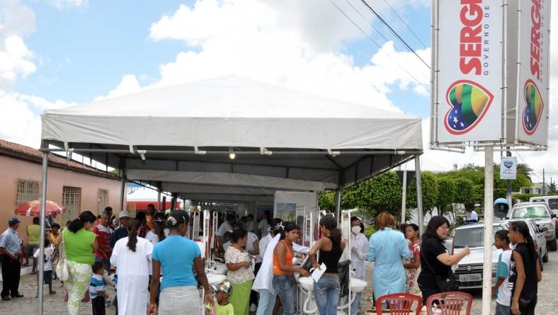 'Sergipe de Todos' levará cidadania ao município de Carira