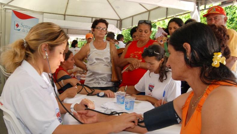 Secretaria da Saúde integra caravana do 'Sergipe de Todos' em Carira
