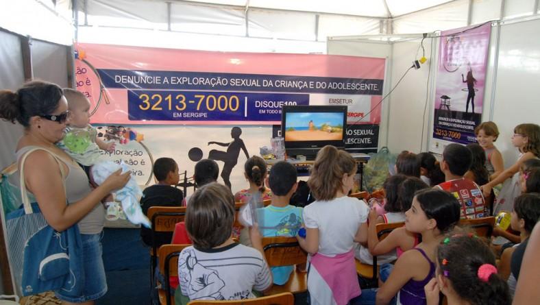 Município de Carira recebe o Cine Emsetur durante o 'Sergipe de Todos'