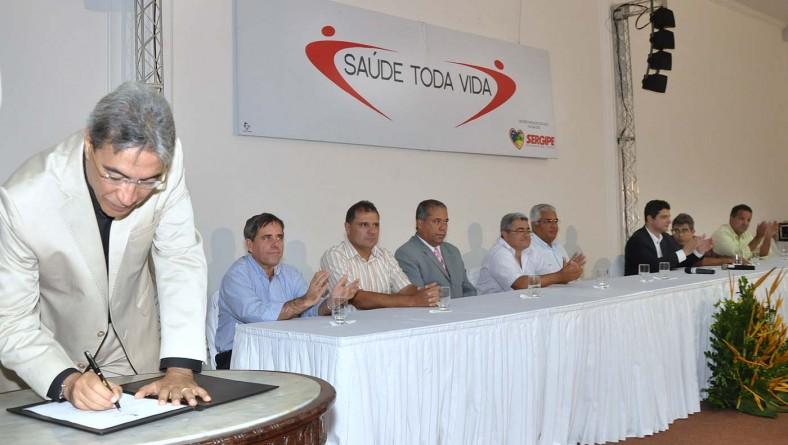 Contrato de Ação Pública: um novo futuro para o SUS em Sergipe