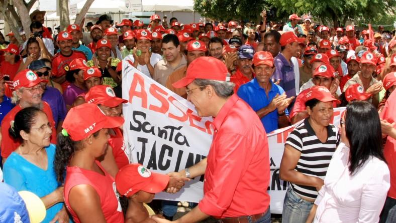 Governador transfere oficialmente capital para Carira no 'Sergipe de Todos'