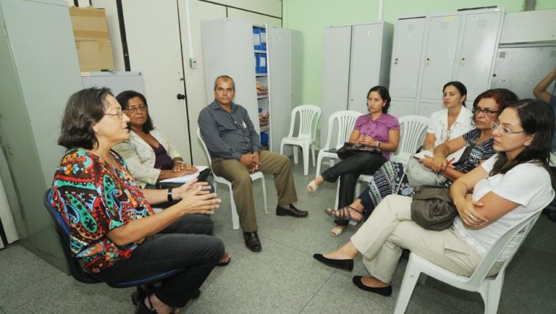 Secretaria Nacional dos Direitos do Adolescente reconhece trabalho no Cenam